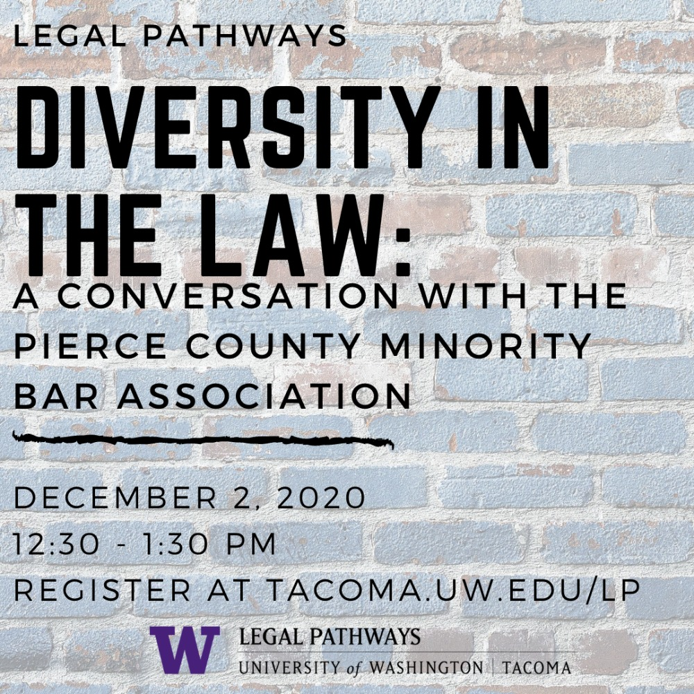 Diversity in the Law: A Conversation with the Pierce County Minority Bar Association