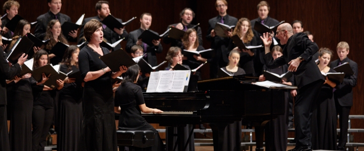 "UW Chamber SIngers and University Chorale: ""ODRANOEL"""