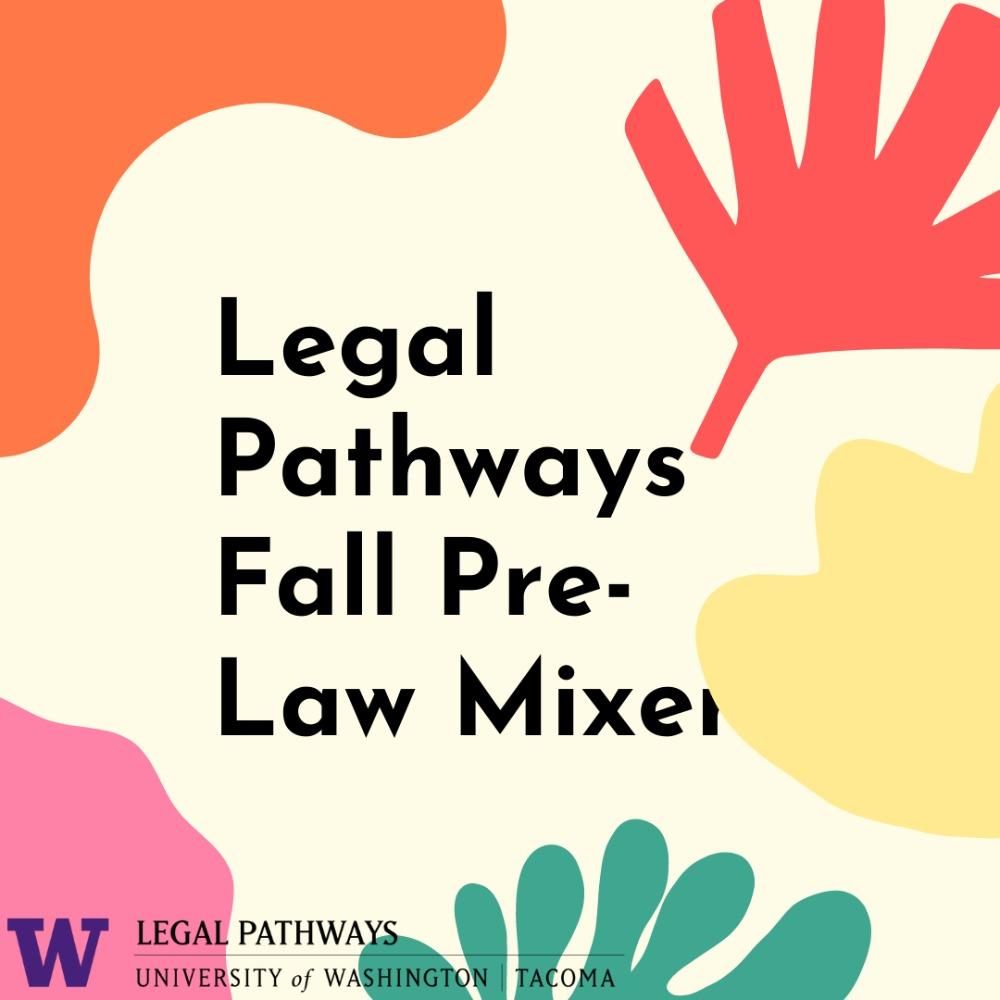 Pre-Law (virtual) Mixer