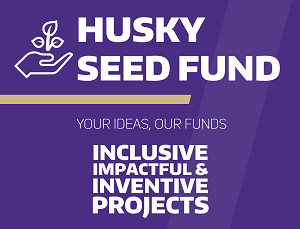 Husky Seed Fund Streaming Info Session