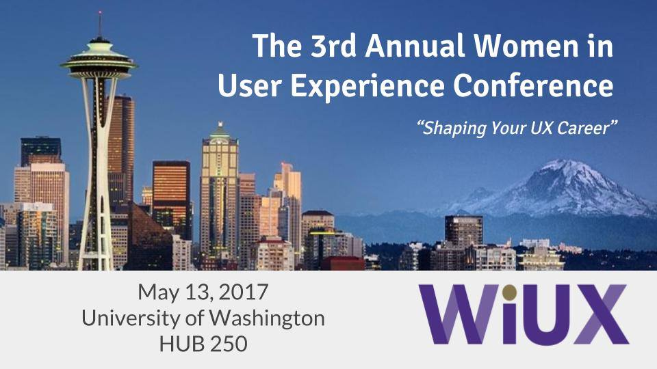 2017 WiUX Conference