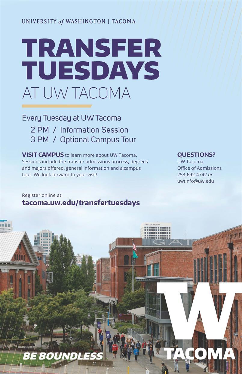 Transfer Tuesdays with Urban Studies