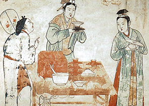Creating a Tea Aesthetic in Tang Dynasty poetry