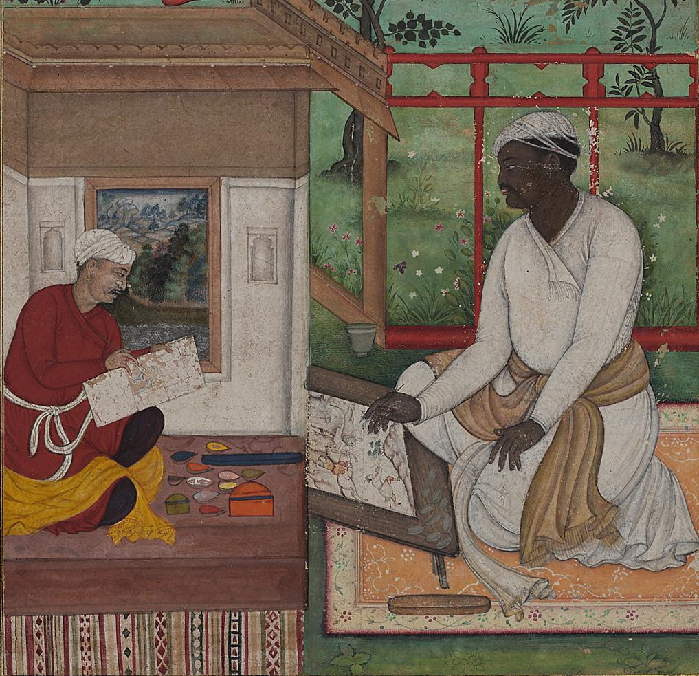 Jugalbandi [Duet]: Power and Pleasure in Indian Painting