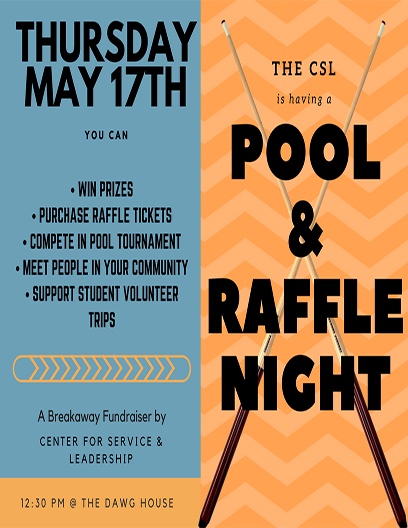 Pool & Prizes