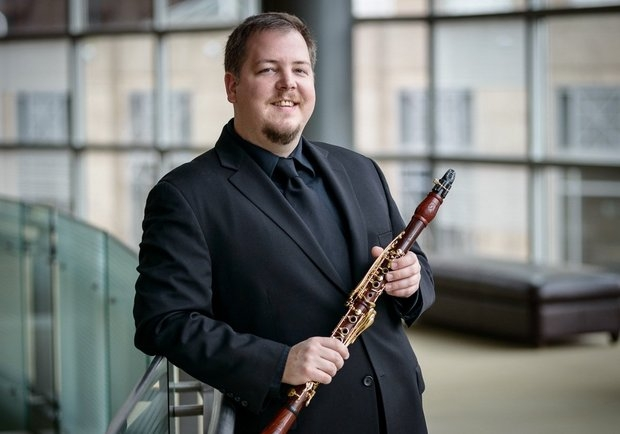 UW Symphony with Ben Lulich, clarinet