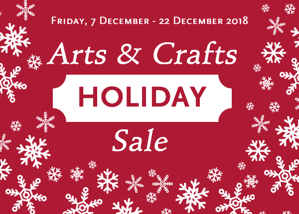 Holiday Arts and Crafts Sale