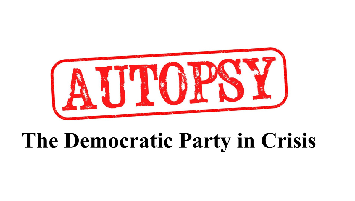 "Norman Solomon, ""Autopsy: The Democratic Party in Crisis"""