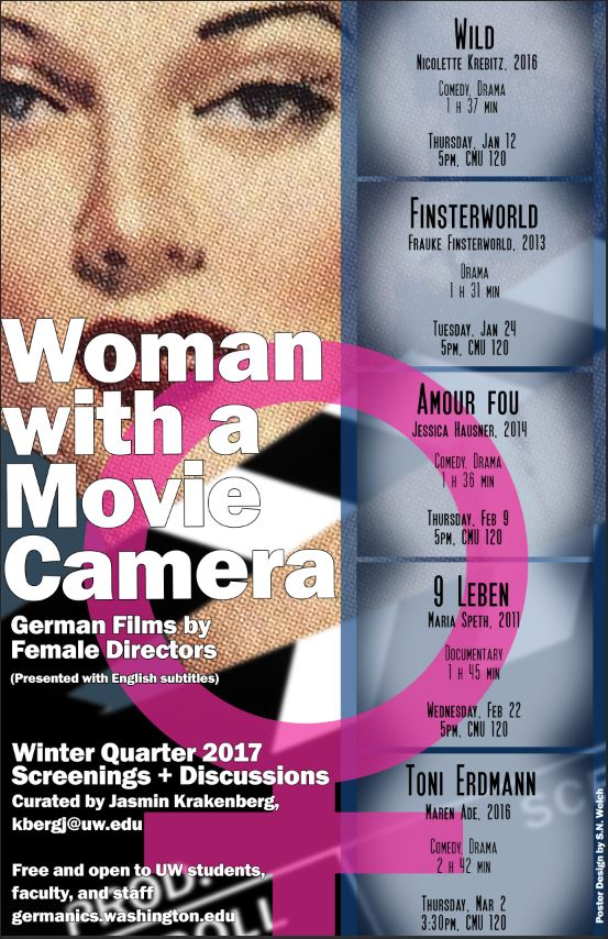 Woman with a Movie Camera: 9 Leben