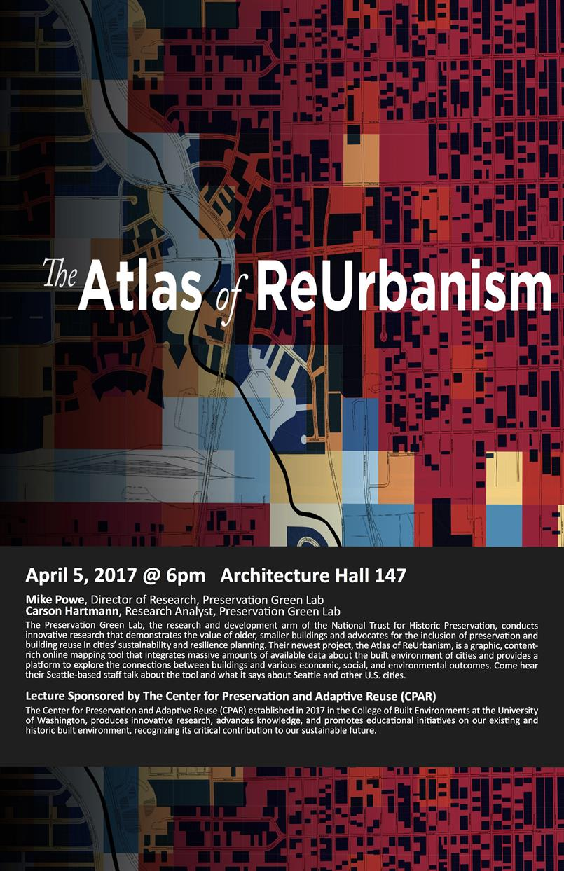 The Atlas of ReUrbanism