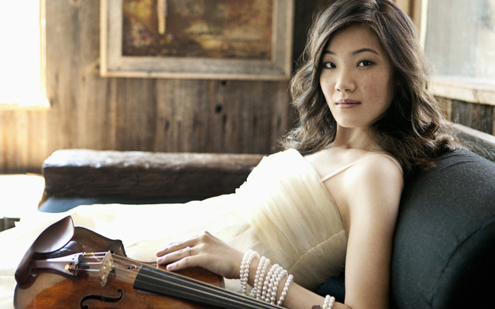 Faculty Recital: Rachel Lee Priday, violin