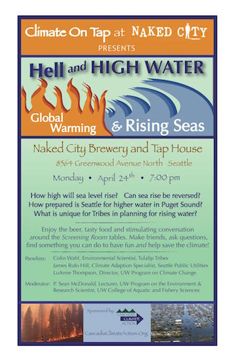 Climate on Tap: Hell and High Water