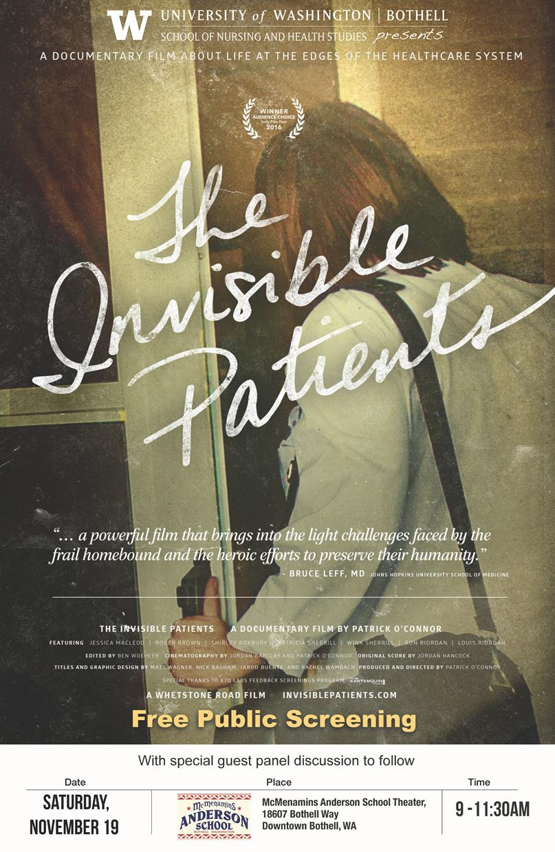 Free Screening: The Invisible Patients