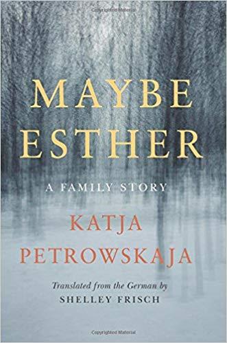 """Show, Shy, Shoah"": A Colloquium with Katja Petrowskaja on Language, Memory, and the Holocaust"