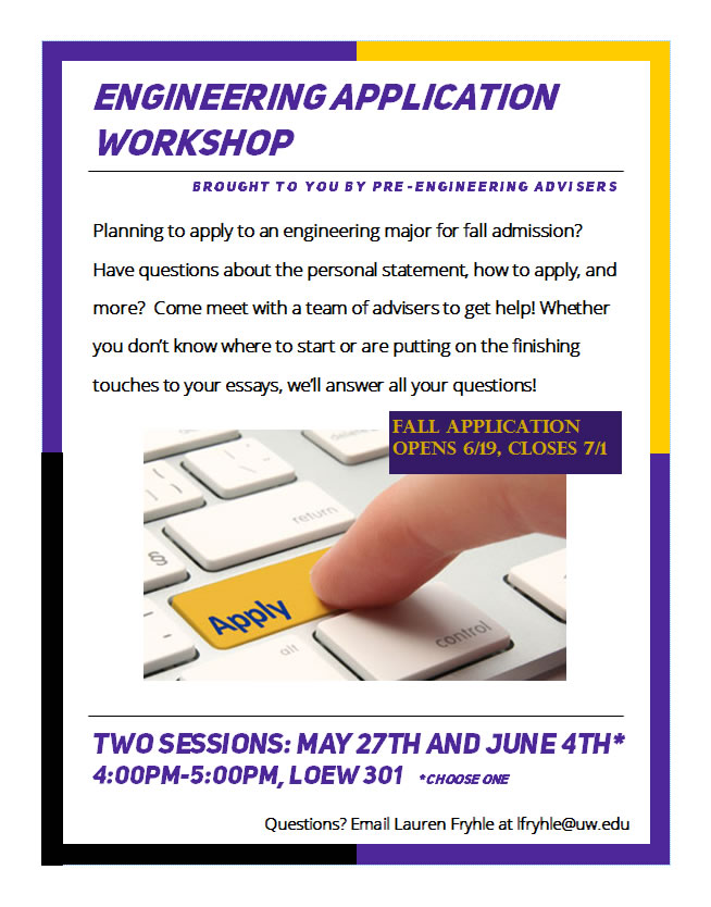 Engineering Application Workshop