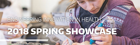 Engineering Innovation in Health Spring Showcase