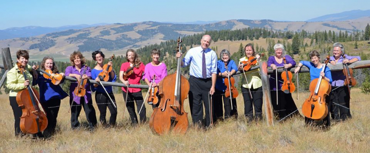 Barry Lieberman and Friends: String Orchestra of the Rockies