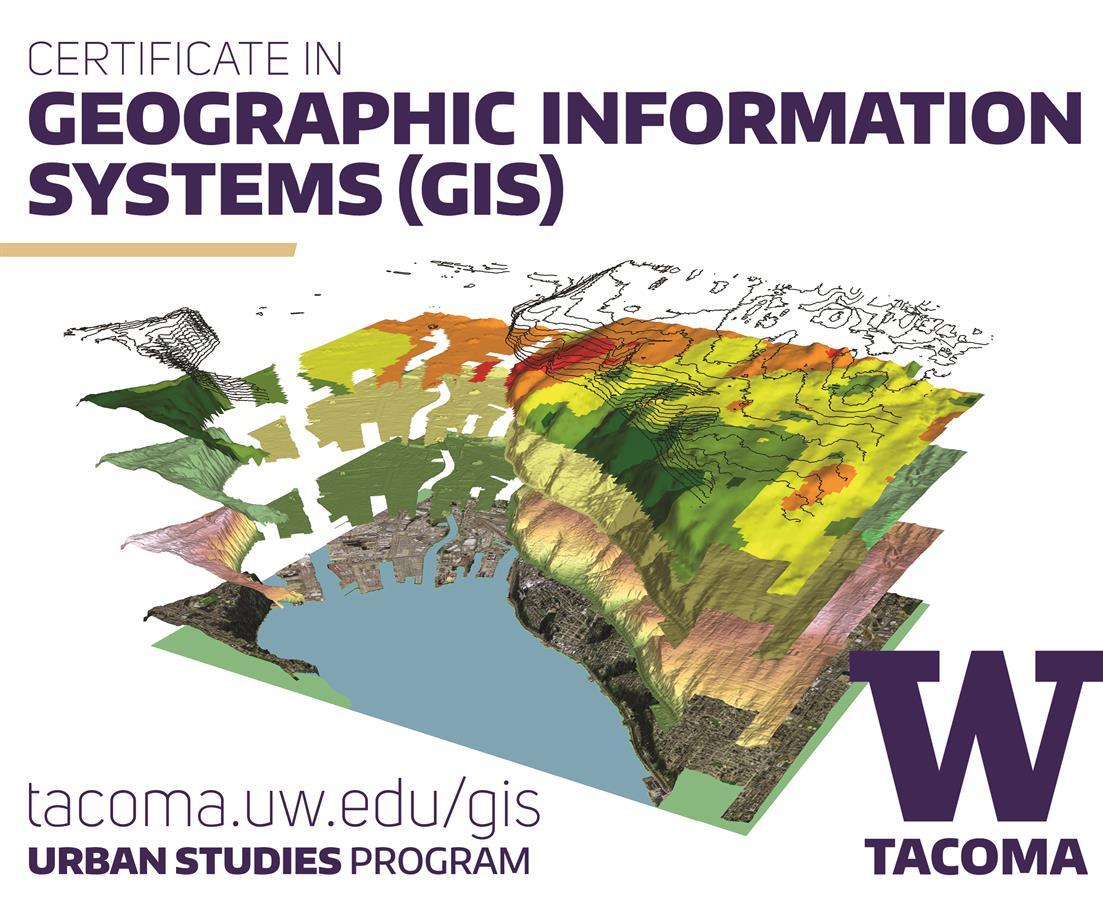 2017 GIS Certificate Program Colloquium