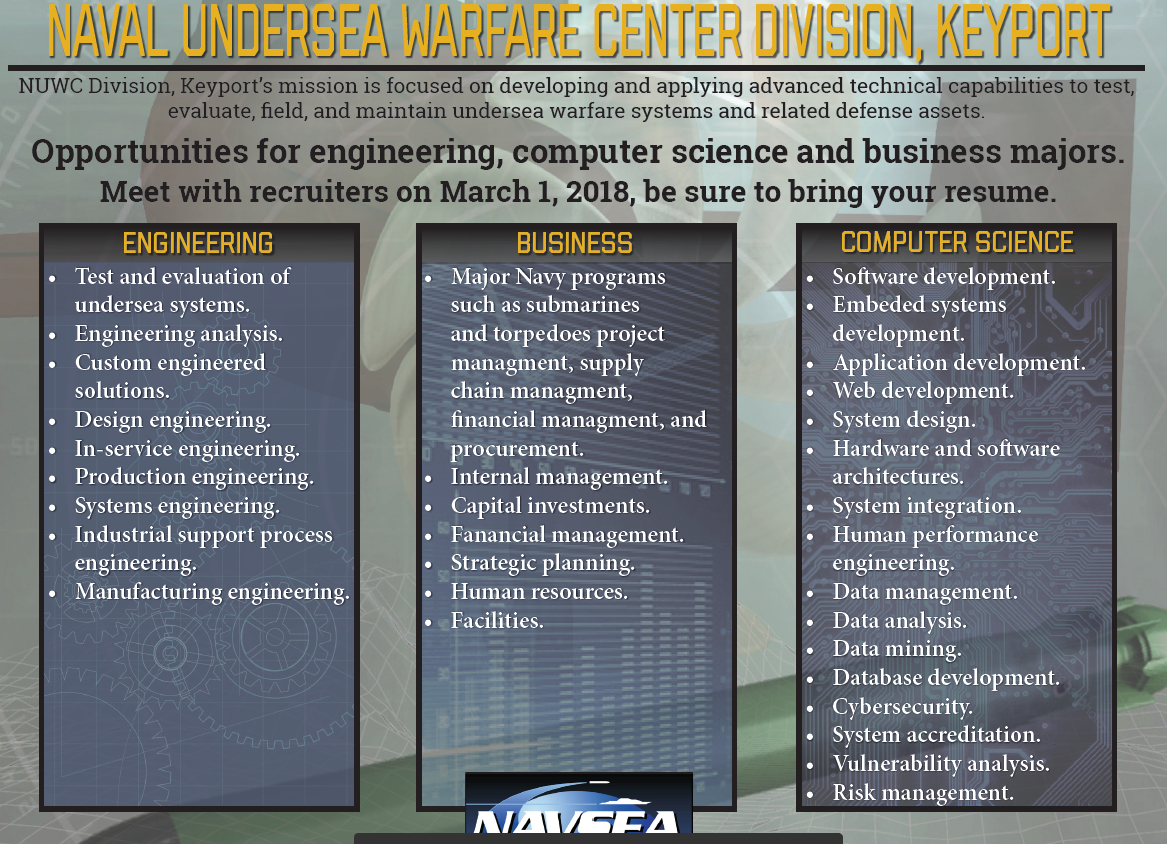 NAVSEA Careers & Internships Info Session