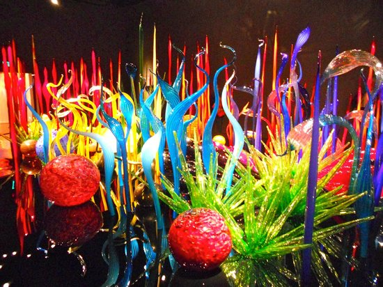 Chihuly Garden and Glass Tour