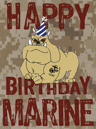 Happy Birthday US Marine Corps