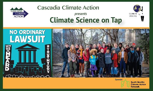 Climate Science on Tap: Climate Science Goes to Court