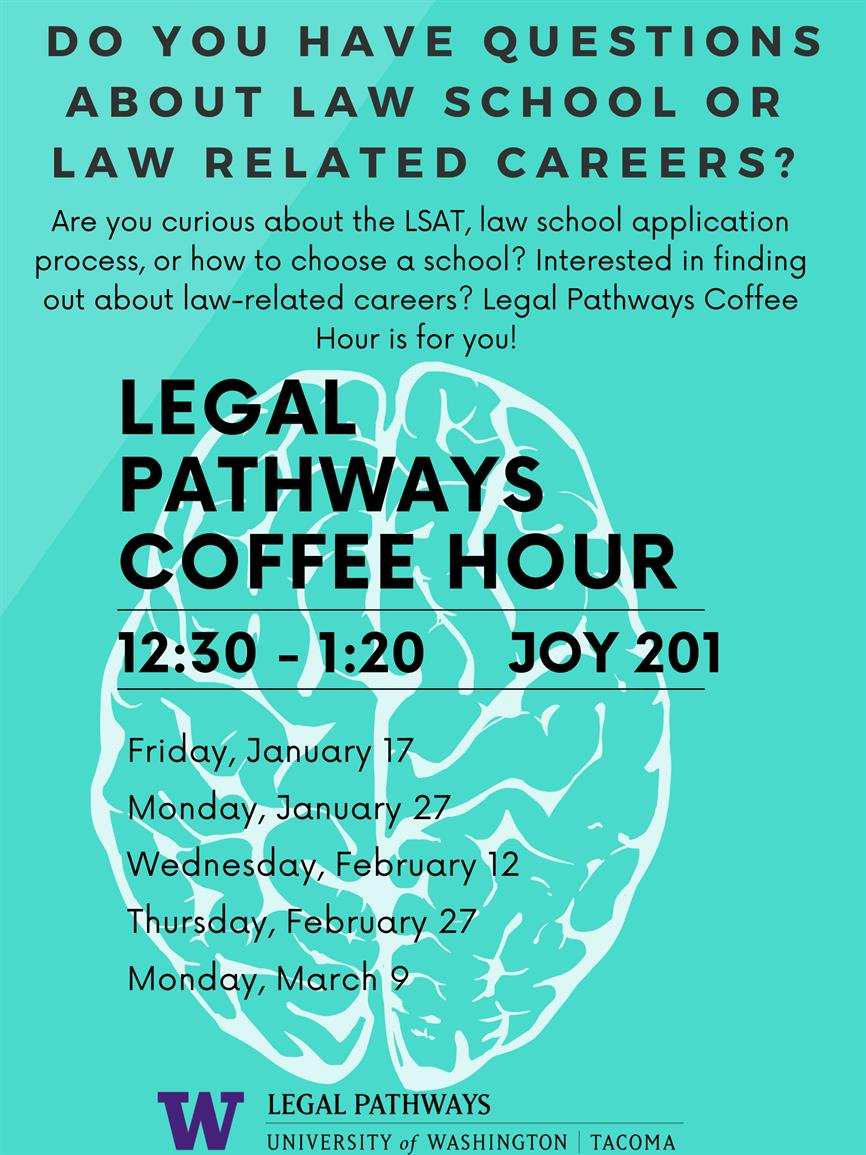 Legal Pathways Coffee Hour