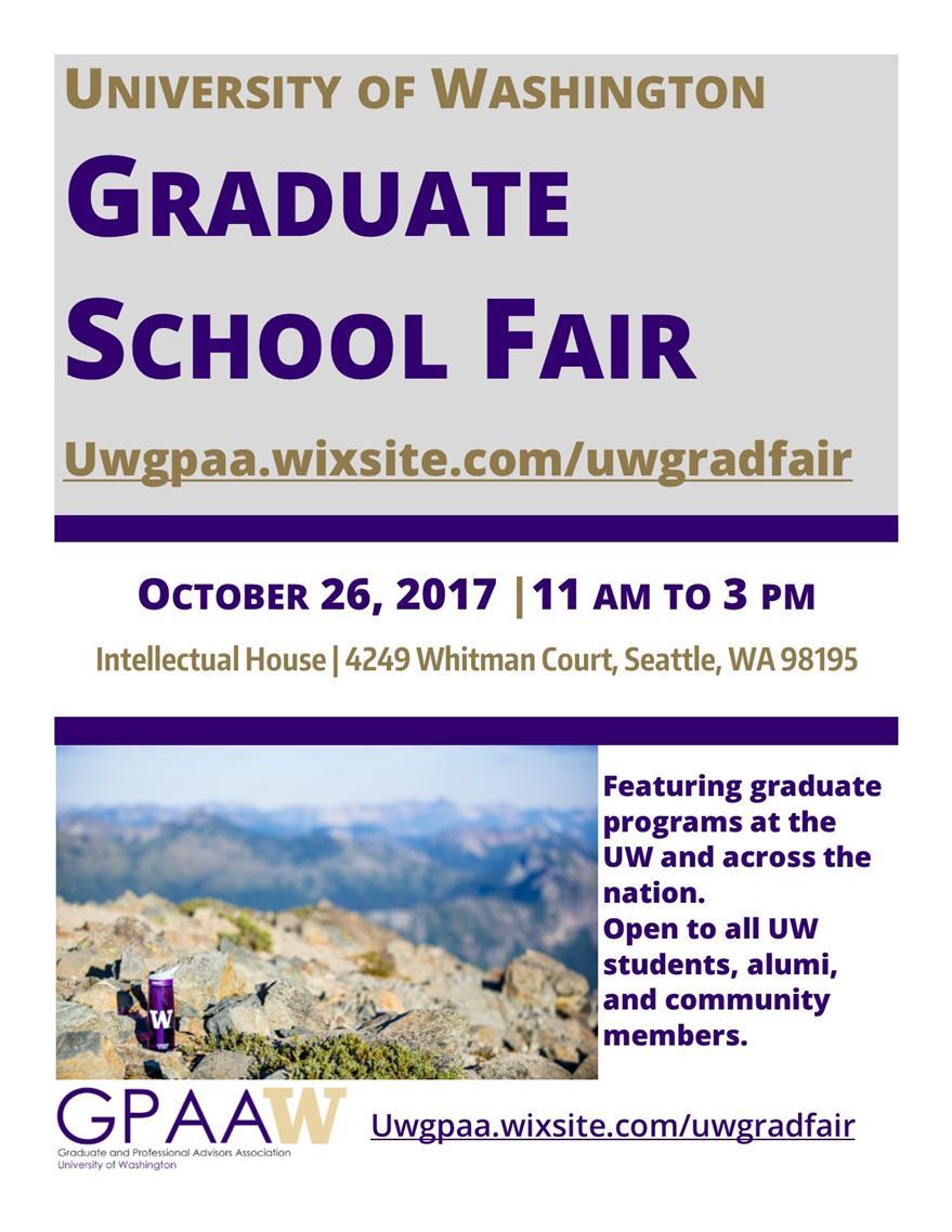 UW Grad Fair