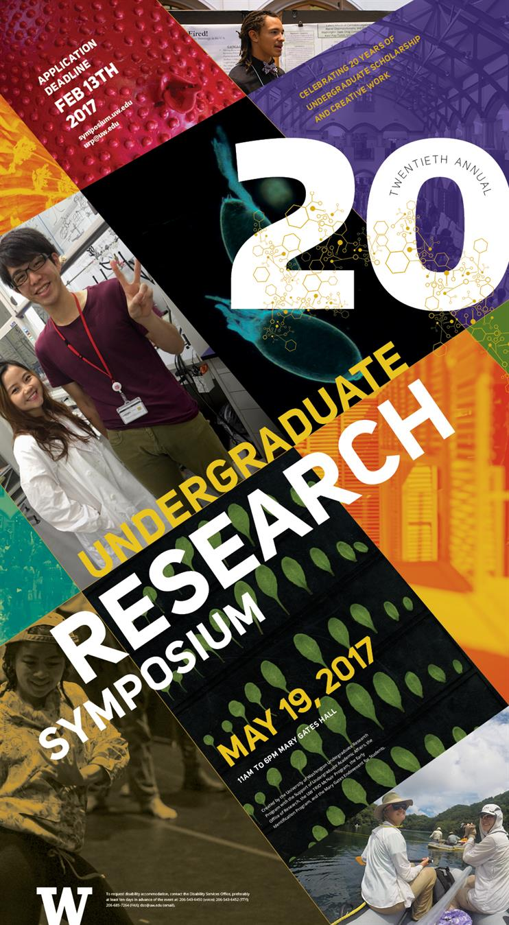 20th Annual Undergraduate Research Symposium