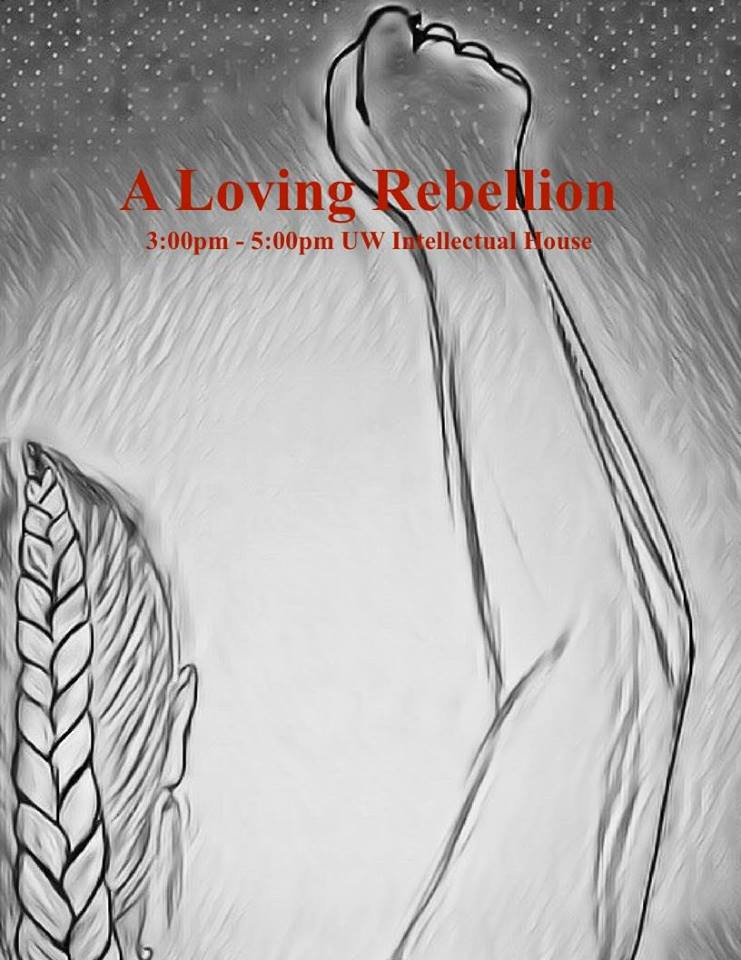 A Loving Rebellion - Indigenous Feminisms speaker series