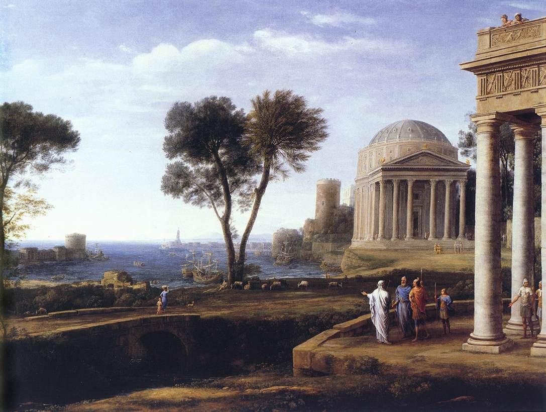 Virgil's Geopoetics