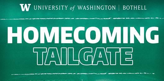 UW Football Homecoming Tailgate
