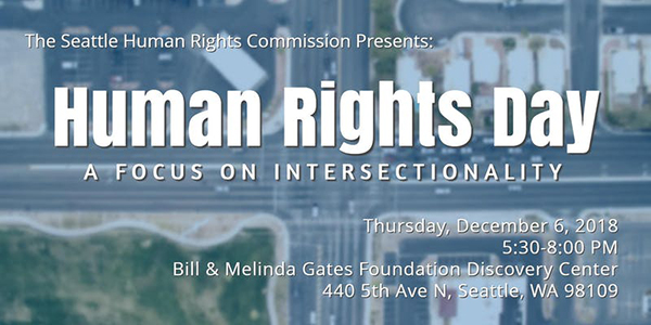 Human Rights Day: A Focus on Intersectionality