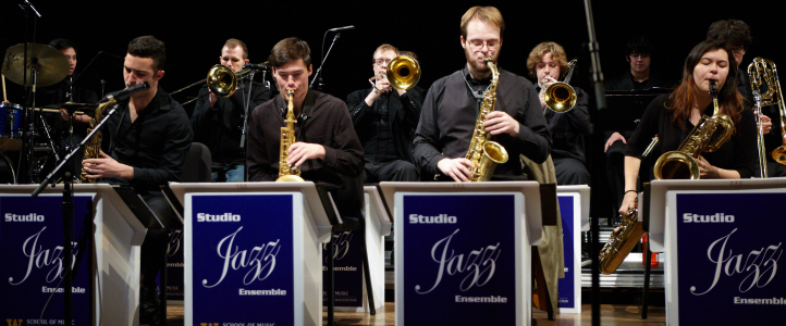 Canceled: Studio Jazz Ensemble, Modern Band