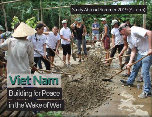 Study Abroad Info Session: CHID Viet Nam