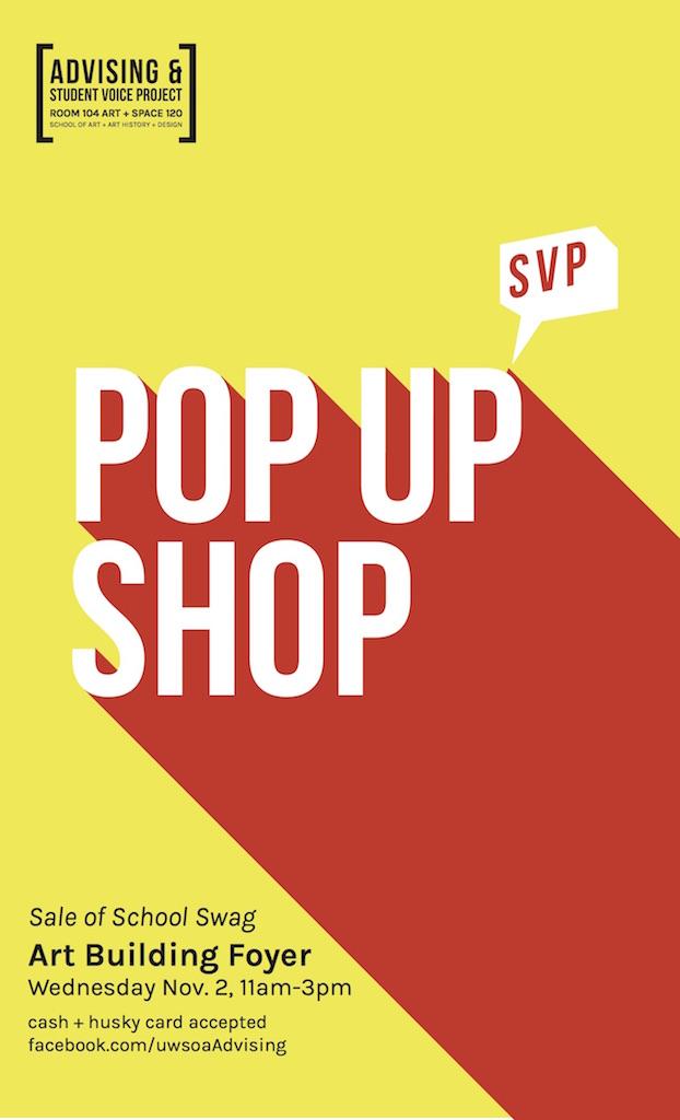 School Swag / Pop Up Shop