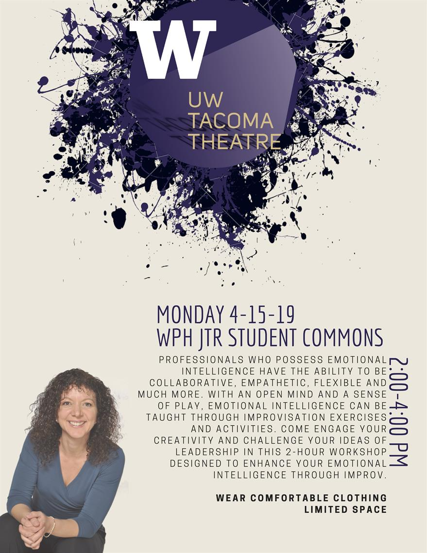Student Theater Acting Guild: Improv Workshop