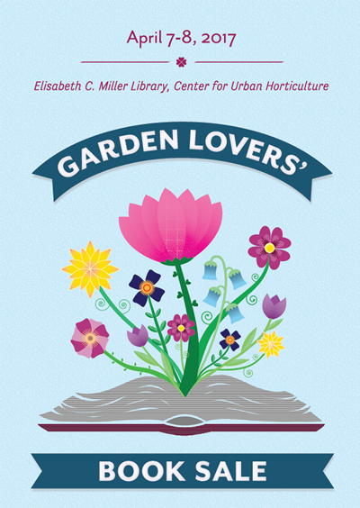 Garden Lovers' Party, Book Auction and Sale