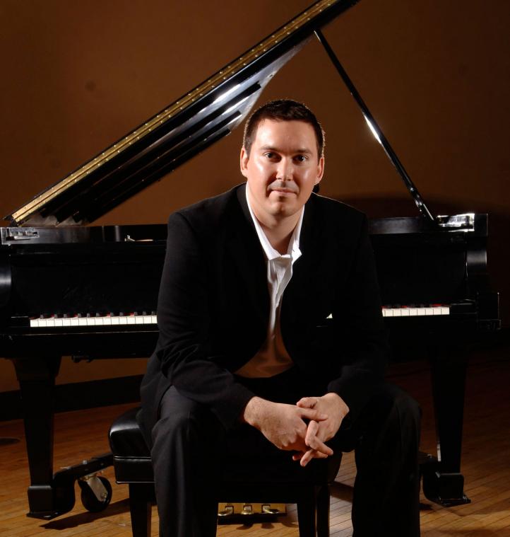 Master Class: Jeremy Samolesky, piano