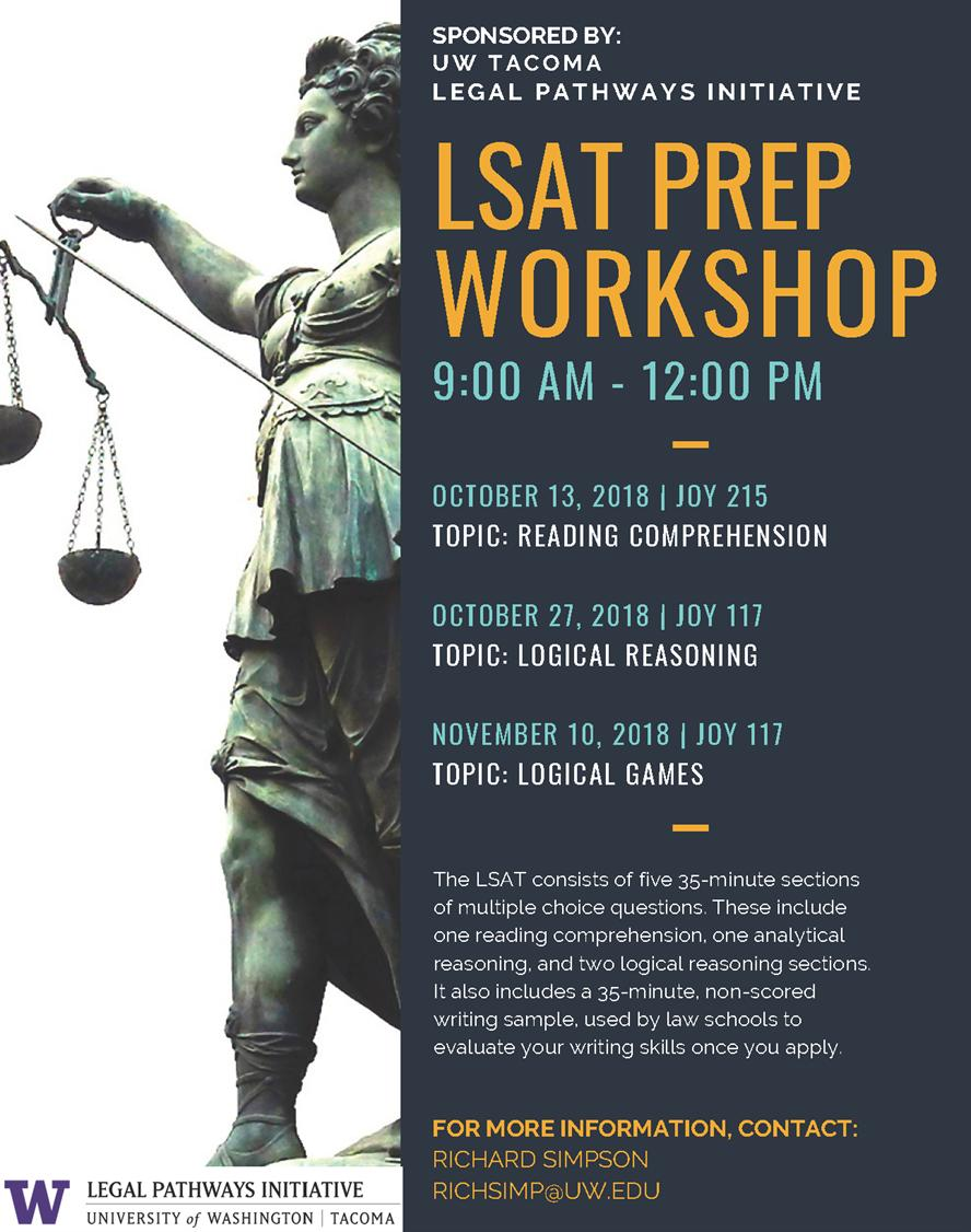 LSAT Prep Workshop