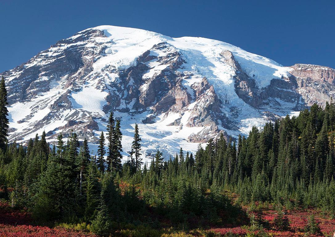 Art Meets Science atop Mount Rainier's Glaciers