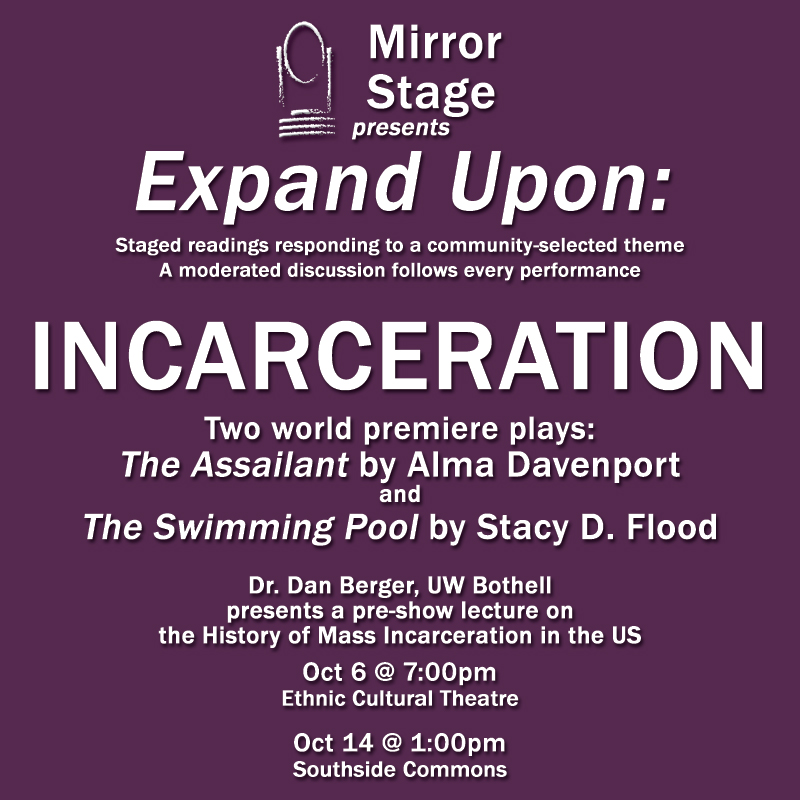 Expand Upon: Incarceration - Community Theater Performance