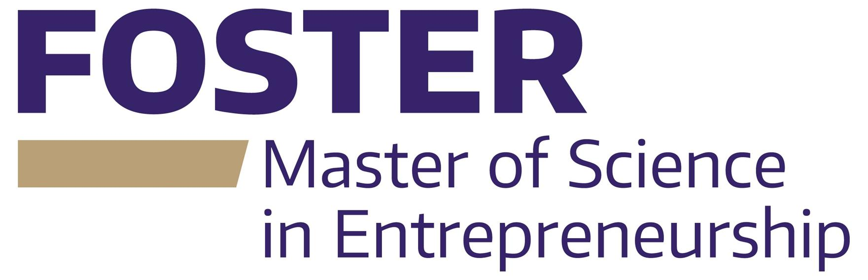 Information Session - Master of Science in Entrepreneurship