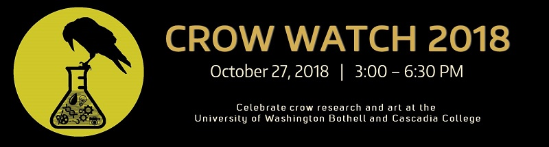Crow Watch 2018 - Registration Closed