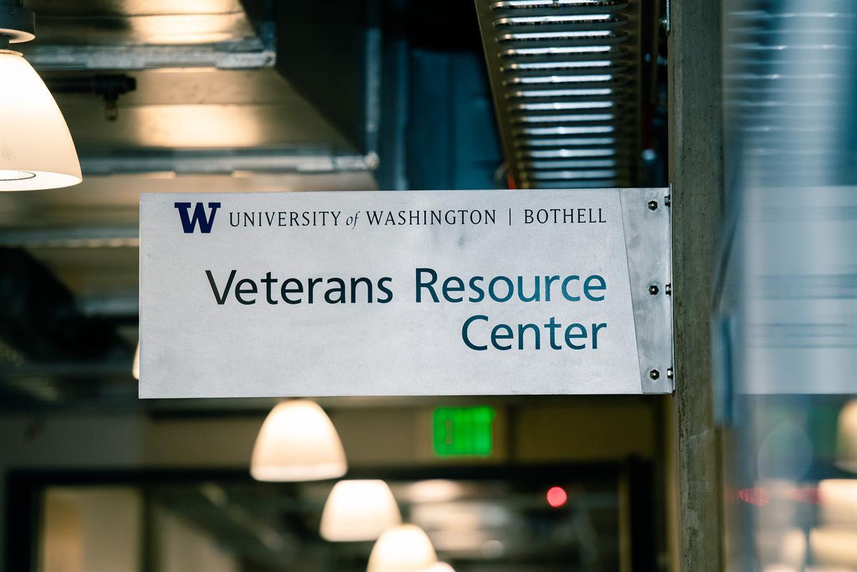 Veterans Center opening ceremony