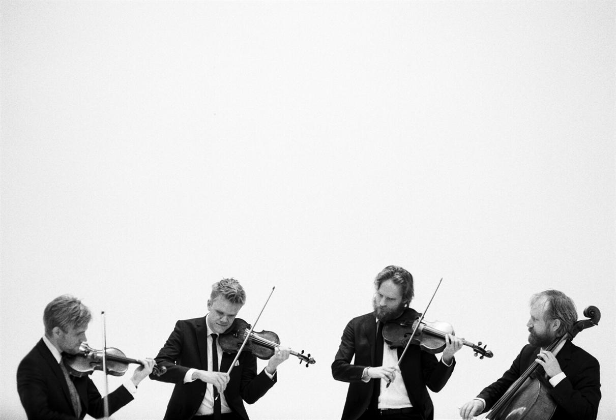 Study Session with a Soundtrack: Danish String Quartet
