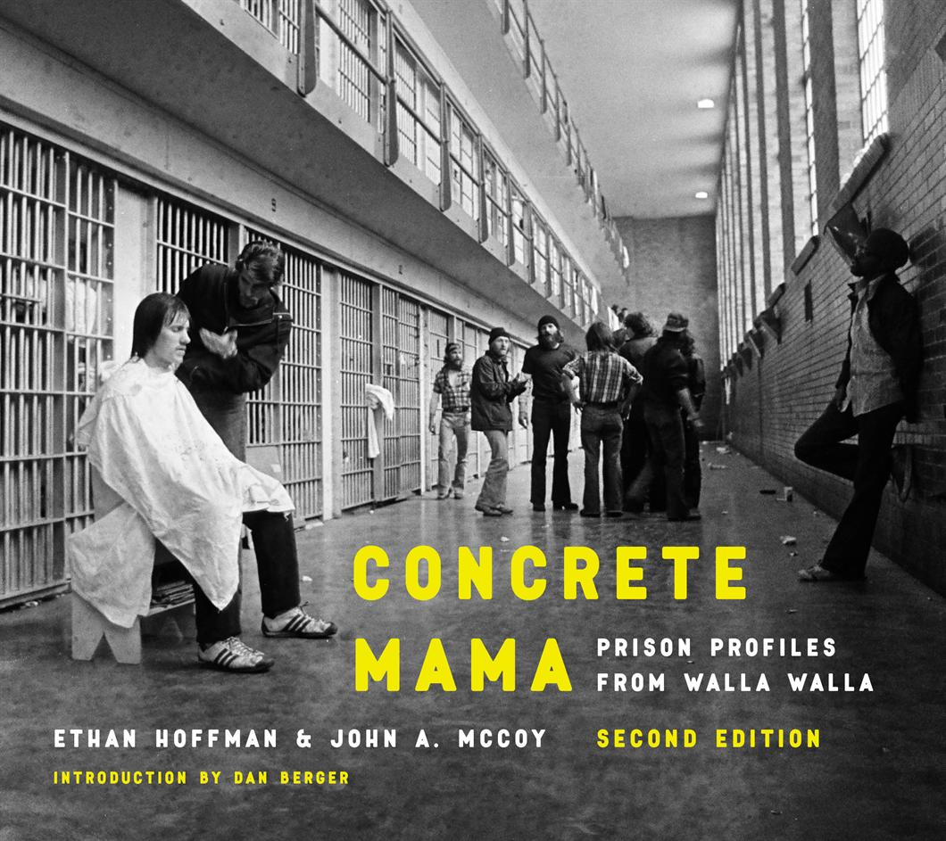 CONCRETE MAMA book launch and Washington Prison History Project forum