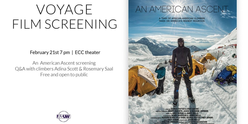 An American Ascent documentary screening