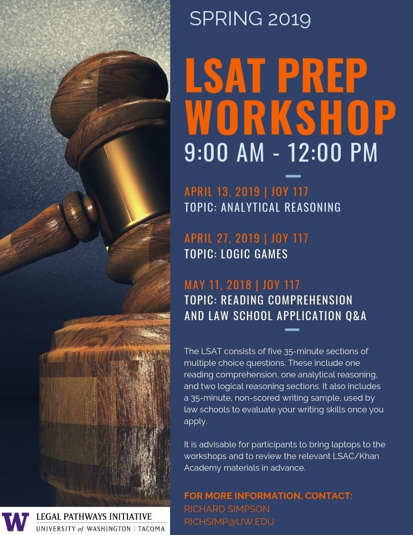 LSAT Prep Workshop