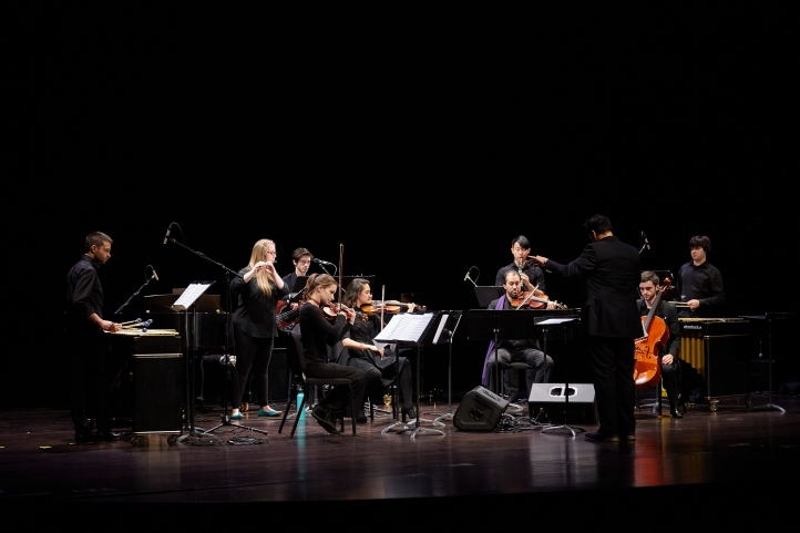 Modern Music Ensemble with Ludovic Morlot